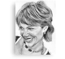 Lauren Holly Canvas Print