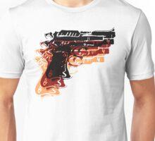 Warhol Guns Unisex T-Shirt