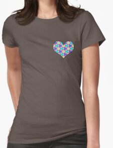 R1 Womens Fitted T-Shirt