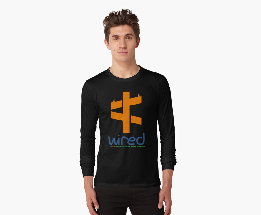 Wired T-Shirt by jamesk