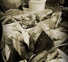 Fishmonger by SLRphotography