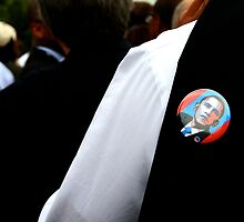 Obama Pin by cinque