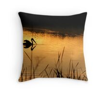 Nepean Country Club Sunrise Throw Pillow