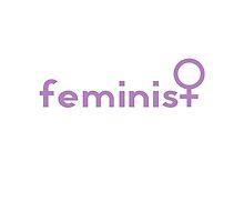 Feminist minimalist by CharlieMaycraft