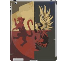 Hero Of Ferelden Tarot Card iPad Case/Skin