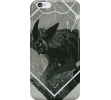 Hunter Lavellan Tarot Card iPhone Case/Skin