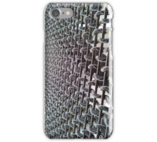 Wire Threads Perspective iPhone Case/Skin