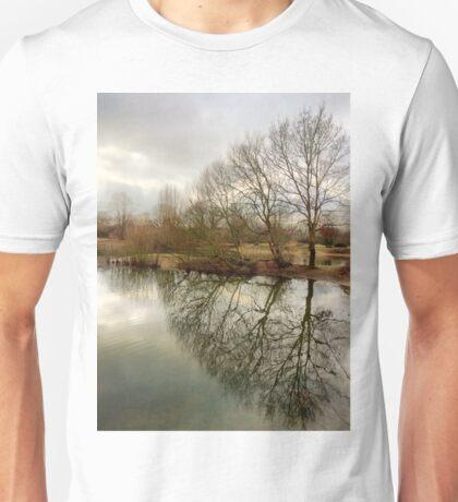 Mitcham Common, London Unisex T-Shirt