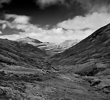 The Wrynose Pass  by Rob Hawkins