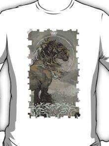 Noble Trevelyan Tarot Card T-Shirt