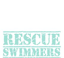 8th Day Rescue Swimmers T-shirt Photographic Print