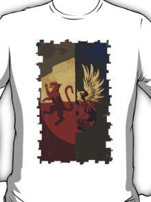 Hero Of Ferelden Tarot Card T-Shirt