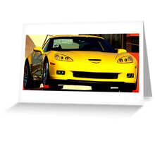 Mello Yello Hybred Heat!! Greeting Card