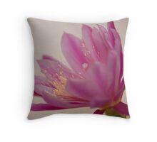 Epipyhyllum ''Pegusus'' Throw Pillow