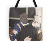 Jack and Ianto Dancing Tote Bag