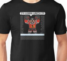 Wreck It Buff (Hawks) Unisex T-Shirt