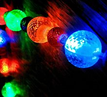 Bright Baubles by Charlotte Hertler