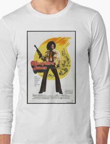Cleopatra Jones (Red) Long Sleeve T-Shirt