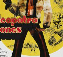 Cleopatra Jones (Red) Sticker
