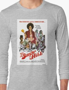 Sugar Hill (Red) Long Sleeve T-Shirt