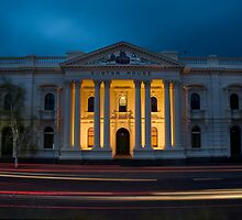 Custom House Launceston, Tasmania by aluzhun