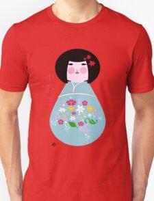 kokeshi doll Unisex T-Shirt