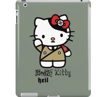 Naughty Kitty Series: Heil Kitty iPad Case/Skin