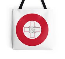 Roundel of the Maltese Air Force Tote Bag
