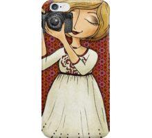 Susan the Wedding Photographer iPhone Case/Skin