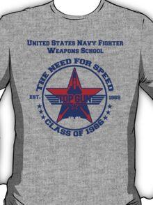 Top Gun Class of 86 - Weapon School T-Shirt