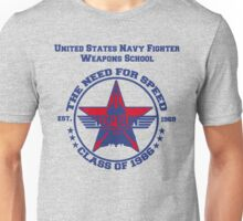 Top Gun Class of 86 - Weapon School Unisex T-Shirt