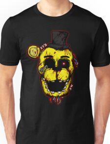 Bloody Golden Freddy FNAF Unisex T-Shirt