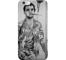 Murray as Thompson iPhone Case/Skin