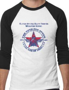Top Gun Class of 86 - Weapon School - Warn Look Men's Baseball ¾ T-Shirt