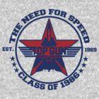 Top Gun Class of 86 - Need For Speed by simonbreeze
