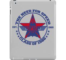 Top Gun Class of 86 - Need For Speed iPad Case/Skin