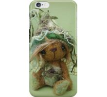 Ivanhoe - Handmade bears from Teddy Bear Orphans iPhone Case/Skin