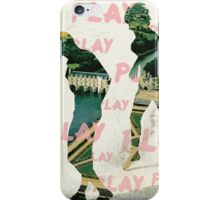 PLAY.PLAY.PLAY. iPhone Case/Skin