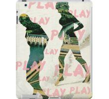 PLAY.PLAY.PLAY. iPad Case/Skin