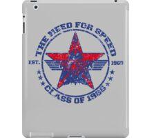 Top Gun Class of 86 - Need For Speed - Warn Look iPad Case/Skin