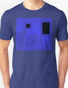 Sad and Blue Unisex T-Shirt