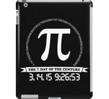 2015 Pi day of the century iPad Case/Skin