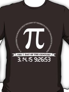 2015 Pi day of the century T-Shirt