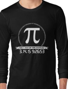 2015 Pi day of the century Long Sleeve T-Shirt