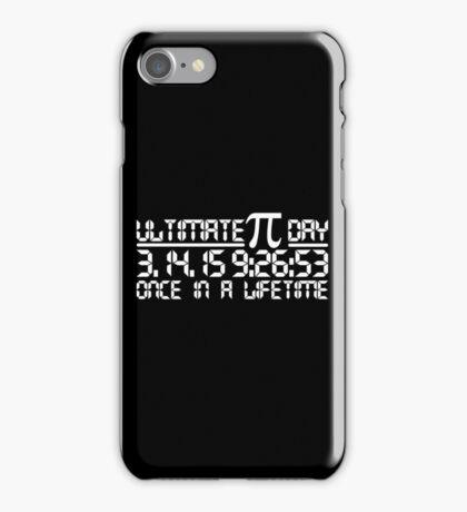 2015 Ultimate Pi day iPhone Case/Skin