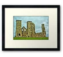 Reculver Towers Framed Print