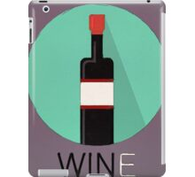 Win Wine iPad Case/Skin