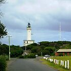 *Lighthouse at Queenscliff, Vic. Aust.* by EdsMum