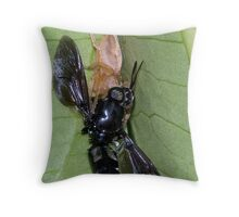 Sudden Impact 20 Throw Pillow