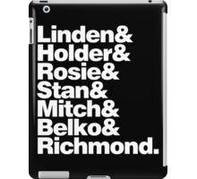 THE KILLING iPad Case/Skin